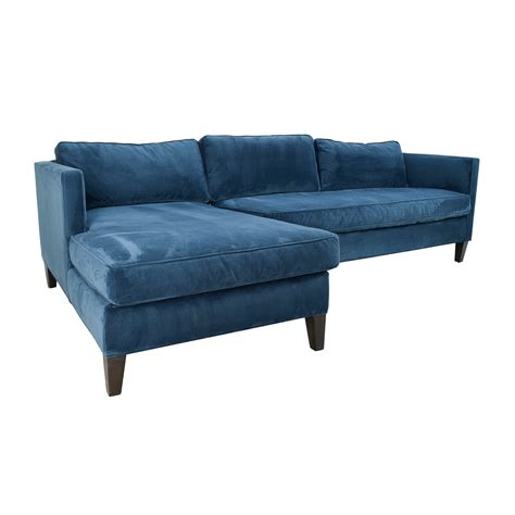 west elm settee 67 west elm west elm dunham sectional sofa sofas