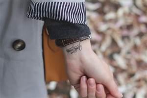Tatouage Ephemere 6 Mois : tatouage ephemere bernard forever tattoo quotidien de ~ Dallasstarsshop.com Idées de Décoration