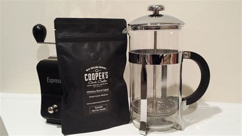 1:21:44 barista hustle recommended for you. Review - Cooper's Cask Coffee, Whiskey Barrel Aged Coffee Beans - angelsportion