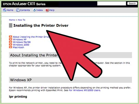 How To Download Drivers For An Epson All In One Printer 5