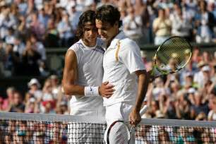 Rafael Nadal vs Roger Federer - Battle of Surfaces 2007 (Highlights) HQ - YouTube