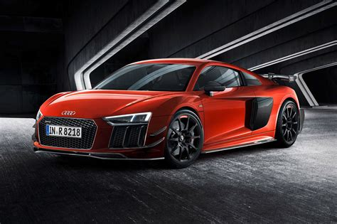 Audi Car : Ultra-exclusive Audi R8 Performance Parts Bound For Uk