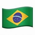 Brazil Emoji (U+1F1E7, U+1F1F7)