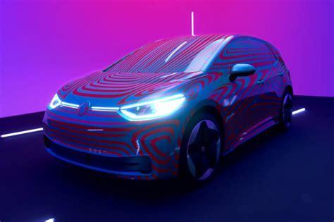 volkswagen id la voiture  electrique nouvelle