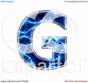 Tsunami Designs Royalty Free Rf Clipart Illustration Of A Blue Electric