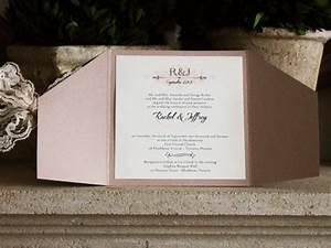 wedding invitations custom handmade pocketfolds with With cheap wedding invitations mississauga