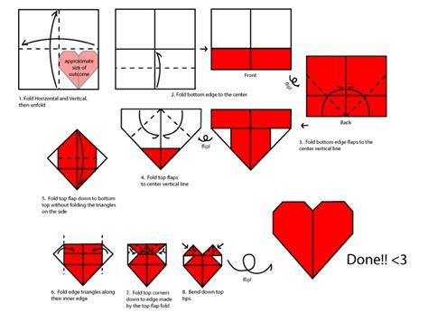 simplynattie diy origami heart   bottle