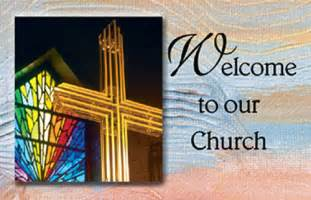 Welcome to Our Church Clip Art