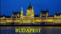 Budapest in Hungary Travel Video: Magyarország - discover ...