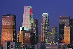 World Visits: Los Angeles The Most Populous City Of California