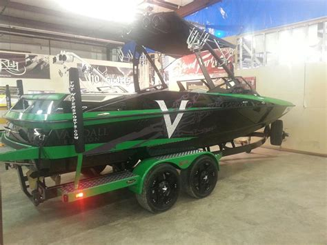 Axis Boats Vandall Edition by 2013 Axis A22 Vandall Edition For Sale In Clinton Tennessee