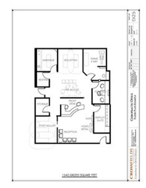 room floor plan free office small clinic pencil and in color