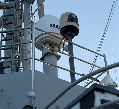 Lockheed Martin Supports Installation Of Long-range Sensor