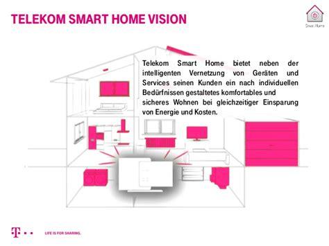 Telekom Smart Home Kosten deutsche telekom smarthome eine einf 252 hrung