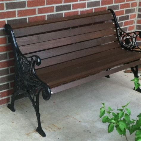 Restoring Cast Iron Garden Furniture 17 best images about my bench on park benches