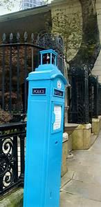 Police Telephone Posts