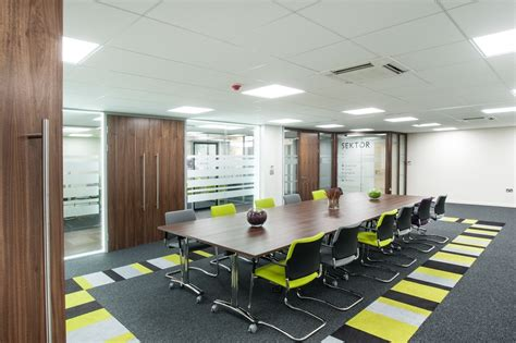 New Sektor Showroom Demonstrates Solutions For The