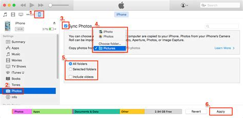 how to transfer from iphone to itunes transfer photos from computer to iphone with without itunes