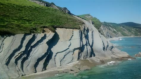 The Flysch of Zumaia, Amazing 60 Million Years Back in