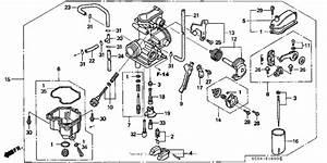 Carburetor For 1998 Honda Xr250