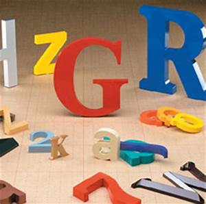 plastic letters wall letters injection molded With molded plastic letters