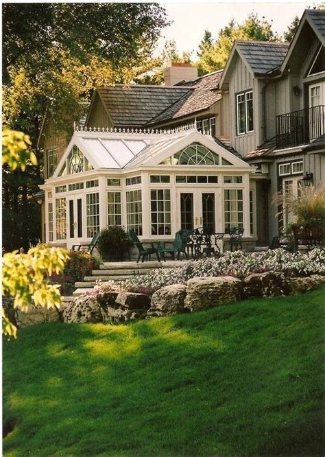 Conservatory Addition To Home by 25 Best Ideas About Sunrooms On Sunroom Ideas