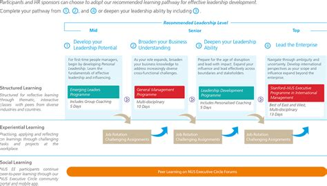 emerging leaders programme executive education