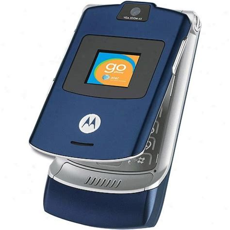 blue cell phone motorola razr v3 blue cell phone motorola
