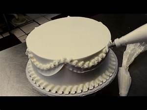 Décoration De Gateau : d coration d 39 un g teau d anniversaire en 3 minutes ~ Melissatoandfro.com Idées de Décoration