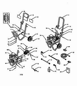 Honda Pressure Washer Parts Diagram