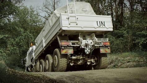 rheinmetall high mobility truck system hx  und hx  youtube