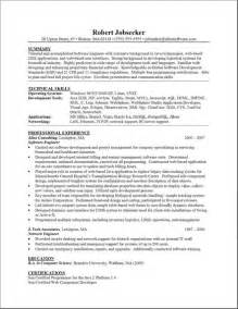 What Is Functional Resume Format by Sle Functional Resume Resume Formats Functional Format Free Resumes