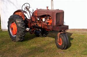 Lets See Your Single Front Wheel Tractor