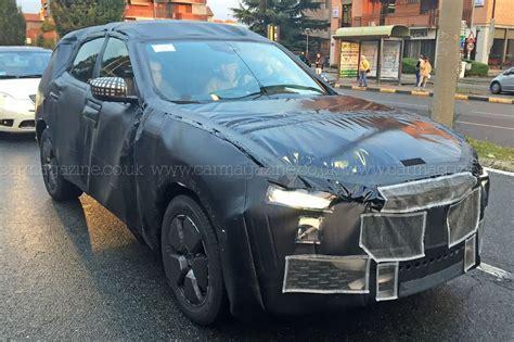 maserati car 2016 maserati levante suv 2016 a peek inside maser s 4x4 by