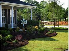Front of House Landscaping Ideas TheyDesignnet