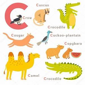 Animal En G : conjunto de animales letra c archivo im genes ~ Melissatoandfro.com Idées de Décoration