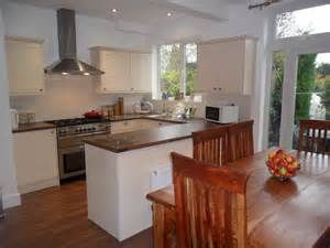 small kitchen flooring ideas building work not just greenfingers