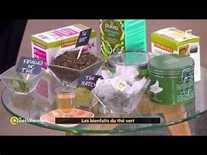 Bienfaits Du Thé Vert : les bienfaits du th vert youtube ~ Melissatoandfro.com Idées de Décoration