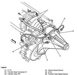 Blazer 99 Lt  V6 4 3l The Automatic Transmission Only
