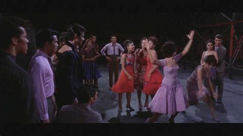 West Side Story  America (1080p Hd) Youtube