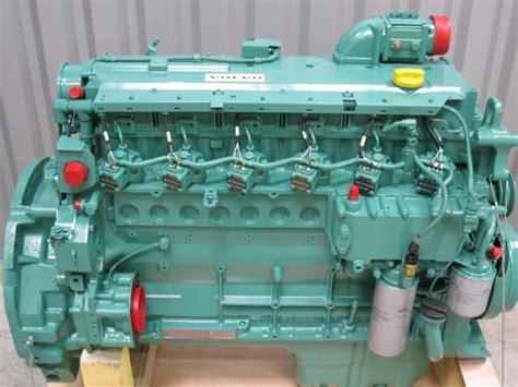truck engine replacement reconditioning  repair volvo