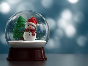 Boule De Neige Noel : la boule neige un grand classique de no l ~ Zukunftsfamilie.com Idées de Décoration