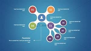 4x4 Tree Diagram Powerpoint