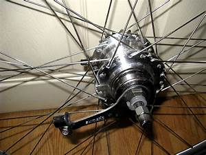 For Sale  Wheel With Shimano Nexus 7 Speed Hub W  Coaster Brake And All The Bits