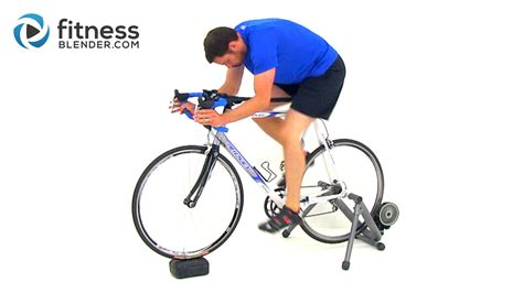 Indoor Cycling Workout Video - Interval Cardio Training ...