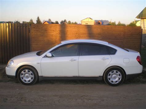 Used 2003 Nissan Teana Photos 2349cc Gasoline Ff
