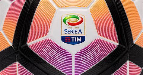 Nike Serie A 2016-2017 Fußball veröffentlicht - Nur Fussball