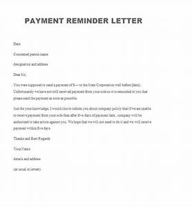 friendly payment reminder letter sample 2017 2018 best With reminder memo template