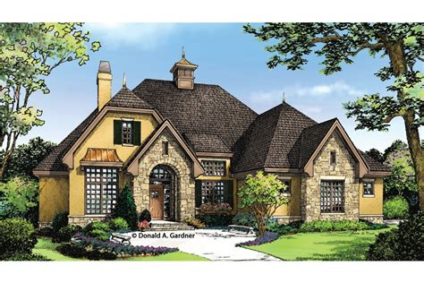 country european house plans homey european cottage hwbdo76897 country from