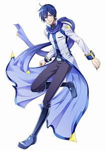 Kaito Shion | Vocaloid | Pinterest | Kaito, Vocaloid and ...